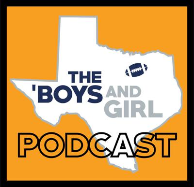 Cover art for 'Boys and Girl - Offseason Storylines; Dez Bryant Talks Comeback, Cowboys, Dak, Motivation