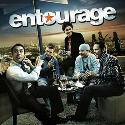 Cover art for 432 - Entourage Every Day feat. Adam Friedland (6/29/20)