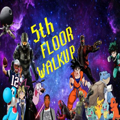 5th Floor Walkup