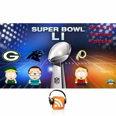 5th & 10 Fantasy Podcast