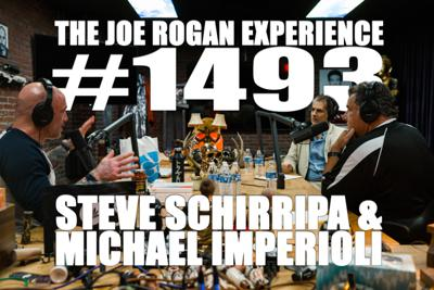 Cover art for #1493 - Steve Schirripa & Michael Imperioli