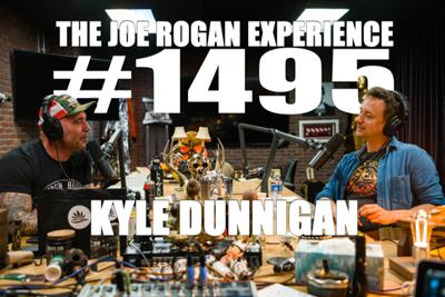 Cover art for #1495 - Kyle Dunnigan