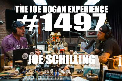 Cover art for #1497 - Joe Schilling
