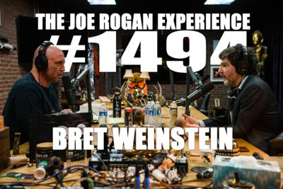 Cover art for #1494 - Bret Weinstein