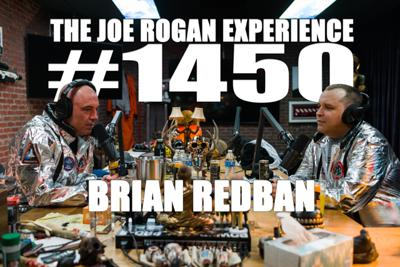 Cover art for #1450 - Brian Redban