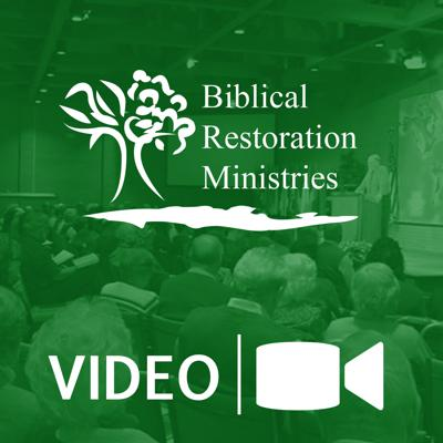 Biblical Restoration Ministries Video