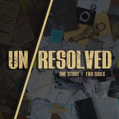 UN/RESOLVED is a unique, two-sided crime fiction podcast for fans of murder investigations like Serial; gripping audiobooks; and deep, intertwining mysteries...1. UNRESOLVED (Episodes 1-6):Join host Zoe Drew as she unravels one of the strangest murder cases in modern British history, in all six episodes of FNR Digital Radio's twisting