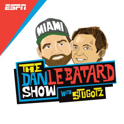 Dan Le Batard, Stugotz and company share their unique perspectives from Miami Beach's Clevelander Hotel.