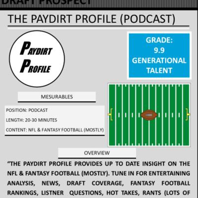 The Paydirt Profile Podcast