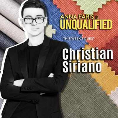 Cover art for Christian Siriano