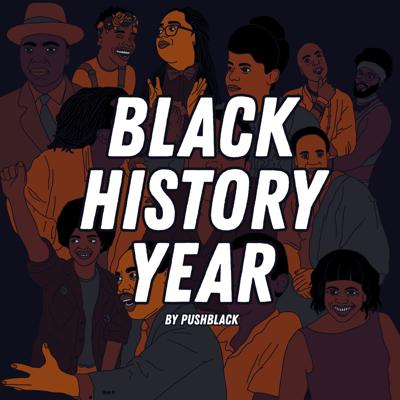 Cover art for Welcome to Black History Year