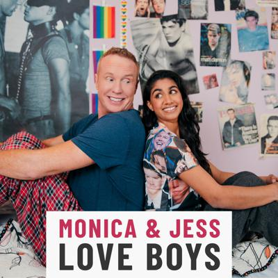 Cover art for Introducing: Monica & Jess Love Boys