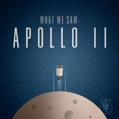 Cover art for Apollo 11: What We Saw