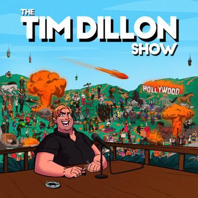 Tim Dillon is a comedian and tour guide. He's very excited to give you a tour of the end of the world. Each week from a porch in Los Angeles he shares apocalyptic visions with his friends and berates a local diner.