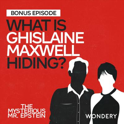 Cover art for Update: What Is Ghislaine Maxwell Hiding?   8