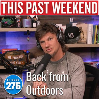 Cover art for Back from Outdoors | This Past Weekend w/ Theo Von #276