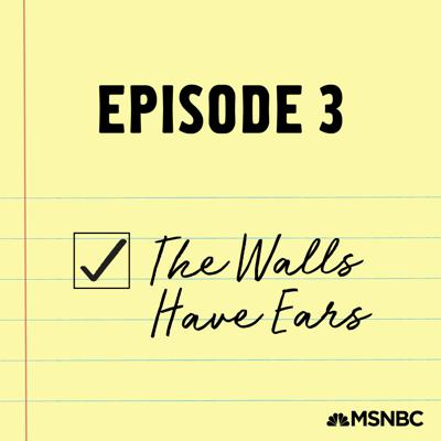 Cover art for 3 - The Walls Have Ears
