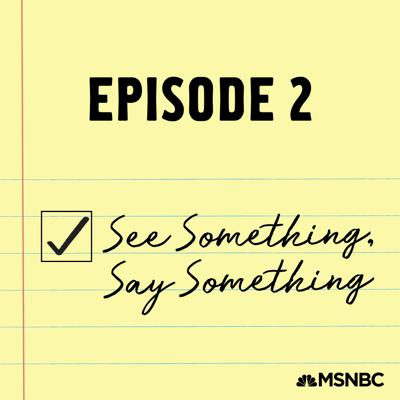 Cover art for 2 - See Something, Say Something