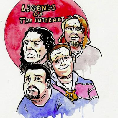 Legends of the Internet