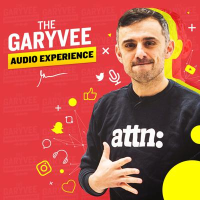 Welcome to The Garyvee Audio Experience, hosted by entrepreneur, CEO, investor, vlogger, and public speaker Gary Vaynerchuk. On this podcast you'll find a mix of my #AskGaryVee show episodes, keynote speeches on marketing and business, segments from my WEEKLYVEE video series, interviews and fireside chats I've given, as well as new and current thoughts I record originally for this audio experience!