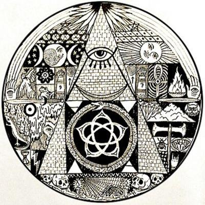 Cover art for #344: Secret Societies, Black and White Magic, Western Esotericism, God and Immortality with Adam Mistry