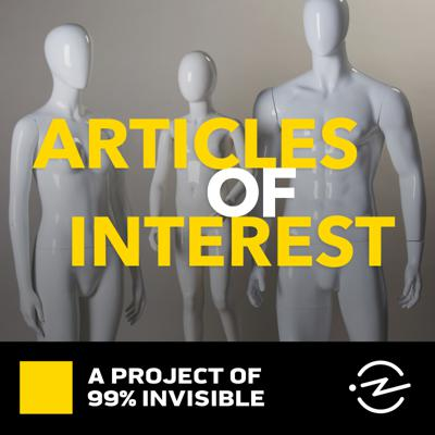 Cover art for Kids' Clothes: Articles of Interest #1