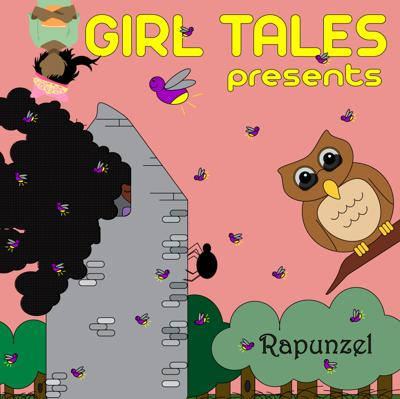 Cover art for Rapunzel by Jahna Ferron-Smith (Rebroadcast)