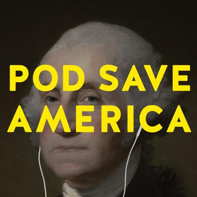 Four former aides to President Obama—Jon Favreau, Jon Lovett, Dan Pfeiffer and Tommy Vietor—are joined by journalists, politicians, activists, and more for a no-b******t conversation about politics. They cut through the noise to break down the week's news, and help people figure out what matters and how they can help. Text us questions and comments: (323) 405-9944.New episodes Mondays and Thursdays.