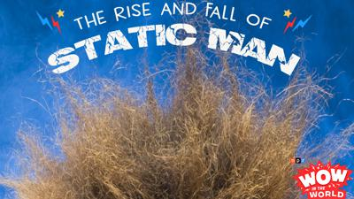Cover art for The Rise And Fall of Static Man