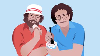 Cover art for Ben & Jerry's: Ben Cohen And Jerry Greenfield (2017)