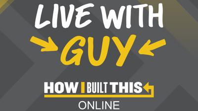 Cover art for Live with Guy Online: Jeni Britton Bauer