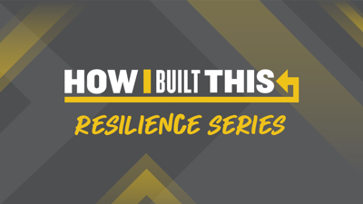 Cover art for How I Built Resilience: Live with Sadie Lincoln