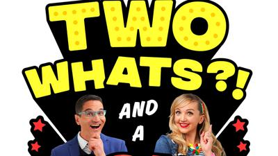 Cover art for Two Whats!? And A Wow! - Just Joking Around (encore)