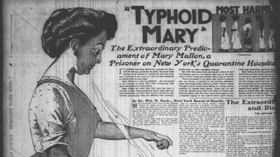 Cover art for Typhoid Mary: Lessons From An Infamous Quarantine