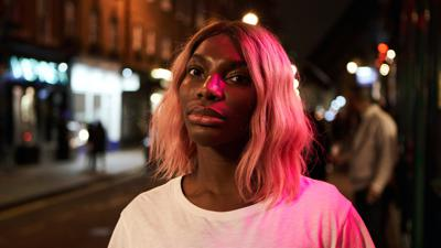 Cover art for 'I May Destroy You' Star Michaela Coel