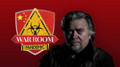 Cover art for Special Ep 18- War Room: Pandemic, Watch the Lights