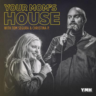 Christina Pazsitzky and Tom Segura are comedians who are also married. They are the Mommies and they welcome you to join them. Dental updates! Dudes! Stories! Wiping!