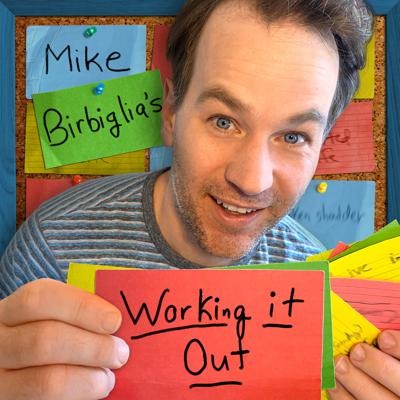 Cover art for Mike Birbiglia's Working It Out: Trailer