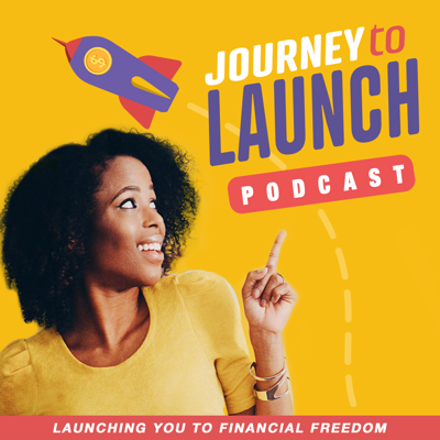 "Jamila Souffrant is a Certified Financial Education Instructor (CFEI), blogger, podcast host and money coach. She is the founder of www.journeytolaunch.com. As a money expert who ""walks her talk"" she helps brave Journeyers; gain clarity around their finances and create an actionable plan to reach their goals. Her mission is to teach, inspire and help others reach Financial Freedom.   The Journey To Launch podcast explores all aspects of reaching Financial Freedom; from increasing income, becoming tax efficient, paying off debt, investing, saving & learning how to retire early and wealthy."